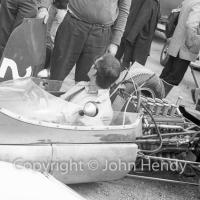 Formula 1 - #21 Lotus 24-BRM (Masten Gregory)