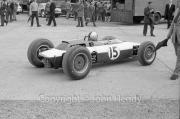 Formula 1 - #15 Scirocco-BRM SP (Tony Settember)