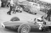 Formula 1 - #2 BRM P57 (Richie Ginther)