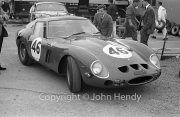 GT and Sports Cars - #46 Ferrari 250 GTO (Jack Sears)