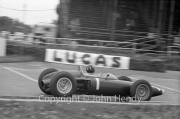 Formula 1 - #1 BRM P57 (Graham Hill)