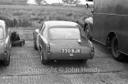 GT and Sports Cars - #8 MG Midget 1139cc (AH Hedges)