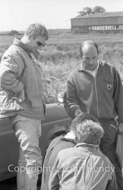 Stirling Moss & John Whitmore