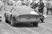 GT and Sports Cars - #45 Ferrari 250 GTO 2953cc (T.Hitchcock)