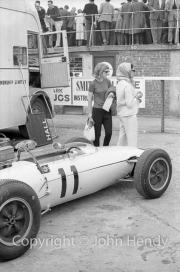 Formula 1 - #11 BRP-BRM MK 1 (Innes Ireland)
