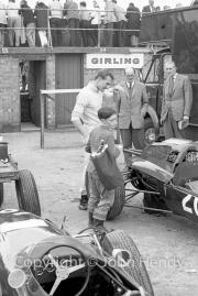 Formula Junior - #20 Lola Mk 5 - Ford (Jacques Bernusset)