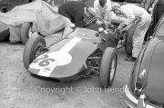 Formula 1 - #26 Gilby-BRM (Ian Raby)
