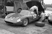 GT and Sports Cars - #52 Ferrari 330 P 3967cc (Mike Parkes)