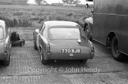 GT and Sports Cars - #8 MG Midget 1139cc (AH Hedges)