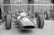 Formula 1 - #2 Ferrari 158 (Lorenzo Bandini)