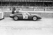 Sportscars - #31 Rover/BRM gas turbine