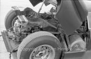 Rover/BRM turbine engine