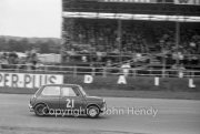 Touring Cars - #21 Mini (JD Lewis)