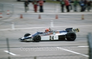 #24 Hesketh-Cosworth (Rupert Keegan)
