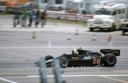 #6 Lotus-Cosworth (Gunnar Nilsson)