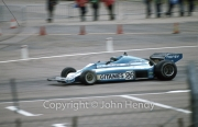 #26 Ligier-Matra (Jacques Laffite)