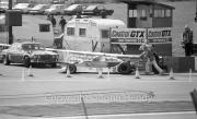 F1 - #2 McLaren-Cosworth (Jachen Mass) being pushed