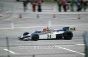 #24 Hesketh-Cosworth (Rupert Keegan)