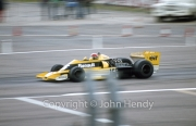 #15 Renault (Jean-Pierre Jabouille) - first appearance of the turbo-charged engine