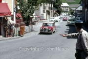 Alpine Rally in La Grave, with Gendarme