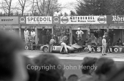 Nurburgring pits - #70 Porsche 718 RS (Walter / Muller)
