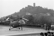 Helicopter and Schloss