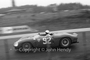 #92 Ferrari Dino 246 SP (Phil Hill / Gendebien)
