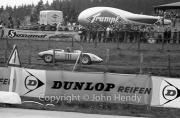 #111 Porsche 718 WRS (Graham Hill / Herrmann)