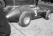 Formula 1 - #5 BRM P48 (Jo Bonnier) in the paddock