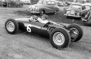 Formula 1 - #6 BRM, Tony Brooks