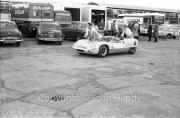 Sportscars - #14 Lotus 18 Climax, Cliff Allison