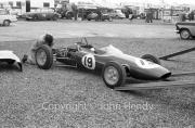 Formula Junior - #19 Lotus 20 - Ford/Cosworth, Trevor Taylor