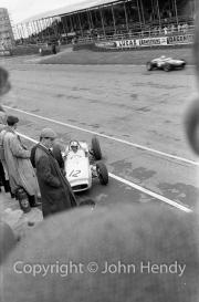 Formula 1 - #12 Lotus, Cliff Allison