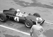 Formula 1 - #4 Cooper T53P - Climax, Stirling Moss