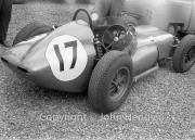 Formula 1 - #17 RAI Scarab - Meyer-Darke S4, Chuck Daigh