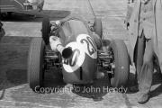 Formula 1 - JBW Maserati, Brian Naylor