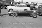 Formula Junior - #17 Lola Mk 3 - Ford, Peter Ashdown