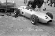 Formula Junior - #2 Caravelle, NR Hicks