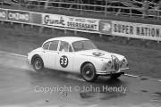 Touring Cars - #33 John Coombs Jaguar Mk II 3.8 (Graham Hill)