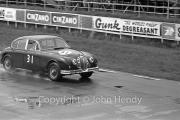 Touring Cars - #31 Equipe Endeavour Jaguar Mk II 3.8 (Michael Parkes)