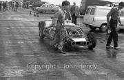 Sportscars - Lotus? in the paddock