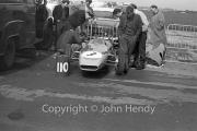 Formula Junior #3 Ausper Ford (J Rhodes)