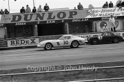 Sportscars - #30 in pits - Ferrari 250 GTO 3505GT MO75722 (Masten Gregory) in the pits