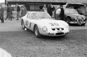 Sportscars - #30 Ferrari 250 GTO 3505GT MO75722 (Masten Gregory) in the paddock