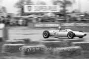 Formula Junior - #24 Lotus 22 - Ford/Cosworth (Mike Spence)