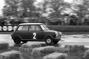 Touring Cars - #2 Austin Mini Cooper (John Whitmore)