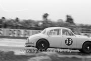 Touring Cars - #33 Jaguar Mk II 3.8 (Graham Hill)