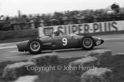Formula 1 - #9 Ferrari 156 V6 Sharknose (Innes Ireland)