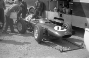 Formula 1 - #12 Lotus 24 - Climax S4 (Trevor Taylor) in the paddock