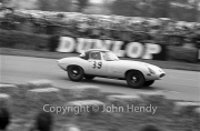 Sportscars - #39 Jaguar E type Lightweight S850006 4WPD (Graham Hill)